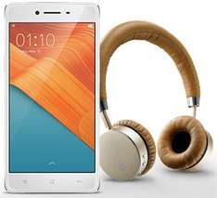 Précommande : Smartphone Oppo Style R7 + Casque bluetooth iLike Speed metal