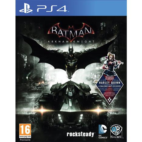 Précommande : Batman Arkham Knight PS4 ou Xbox One