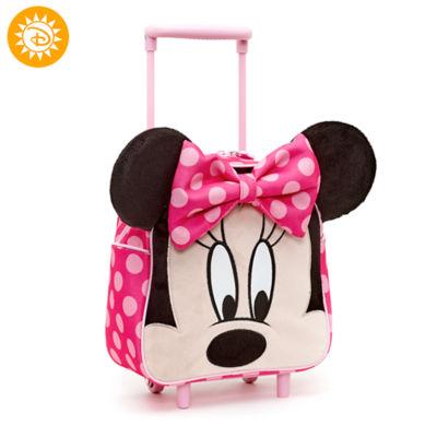 Valise à roulettes Minnie Mouse
