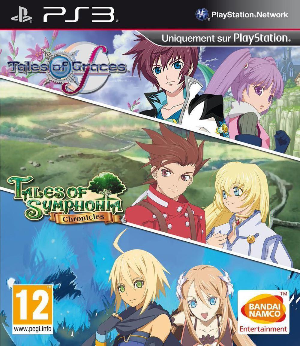 Jeu Tales of Grace F & Tales of Symphonia Chronicles sur PS3