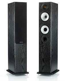 Paire d'enceintes  Monitor Audio Bronze BX5 Noir
