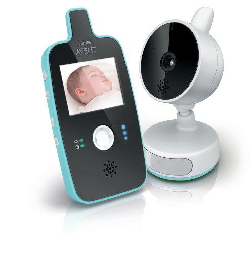 Ecoute bébé vidéo Philips Avent SCD603/00 (Jour et Nuit)