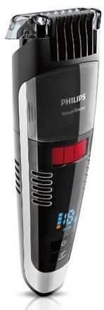 Tondeuse à barbe Philips avec aspiration des poils intégré - BT7085/32