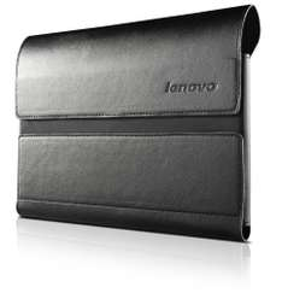 """Etui folio Noir + Film de protection d'écran pour  Lenovo  Yoga Tablette 8"""""""