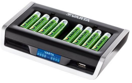 Chargeur LCD Varta Multi sans Accus