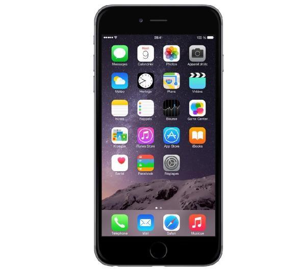 Smartphone Apple iPhone 6 - 16 Go gris sidéral
