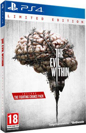 The Evil Within - Edition Limitée sur PS4