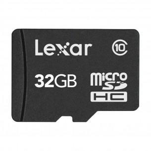 Carte microSDHC Lexar 32 Go Classe 10