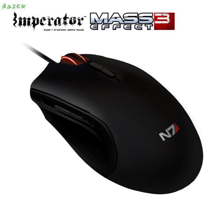 Razer Imperator Mass Effect 3 2012
