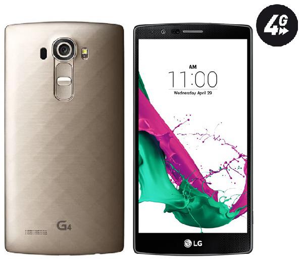 "Smartphone 5.5"" LG G4 - 32 Go - 4G"