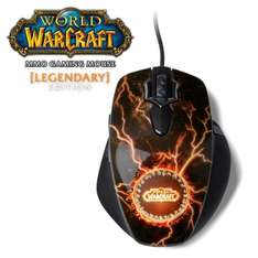 Steelseries WOW Legendary Edition souris