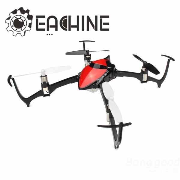 Quadcopter Eachine 3D-X4 - Drone avec Vol Inversé