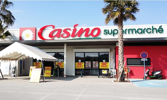 25€ à dépenser chez Casino Villeneuve de la Raho (66)