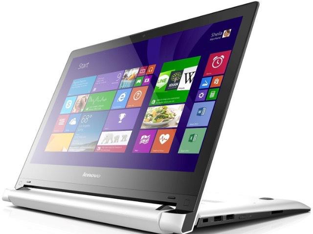 """PC Portable Tactile Lenovo Flex 2 14"""" - Intel Core i3 , Disque Dur 1 To, 4 Go RAM (Avec ODR de 20%)"""