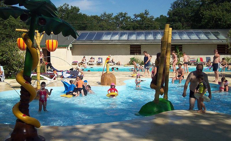 Une semaine en mobil-home (4/6 pers.) dans un camping 4* (Gironde) (Juin ou Septembre)