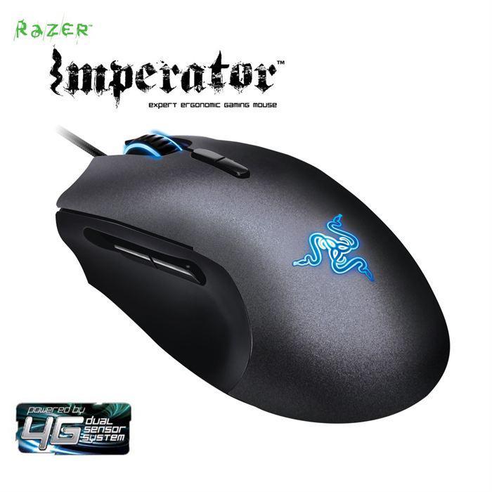 Souris Gaming PC - Razer Imperator 4G Mouse 2012