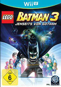 Jeu Lego Batman 3 : Au-delà de Gotham sur Wii U