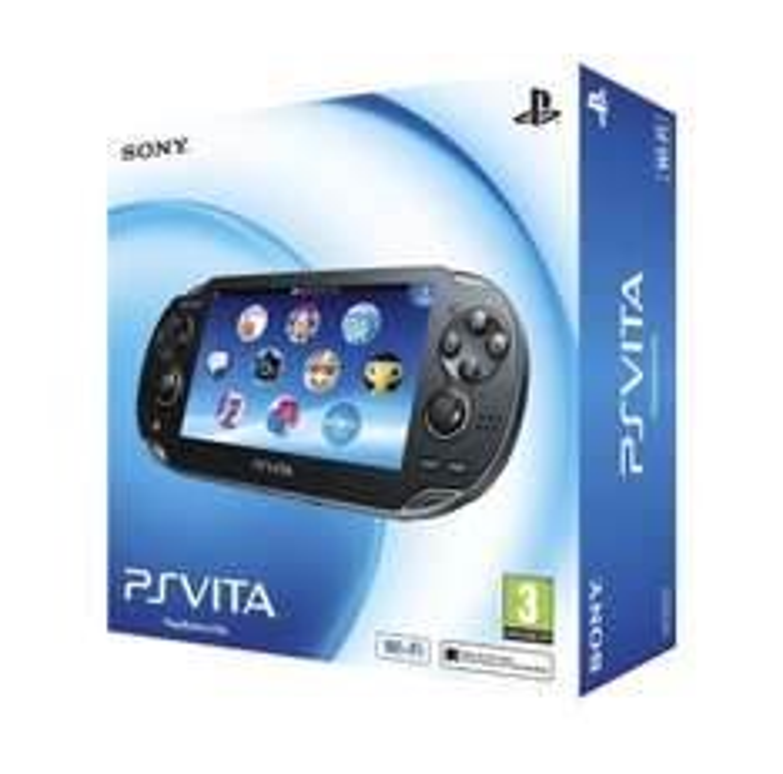 Console portable Sony Playstation Vita Wifi