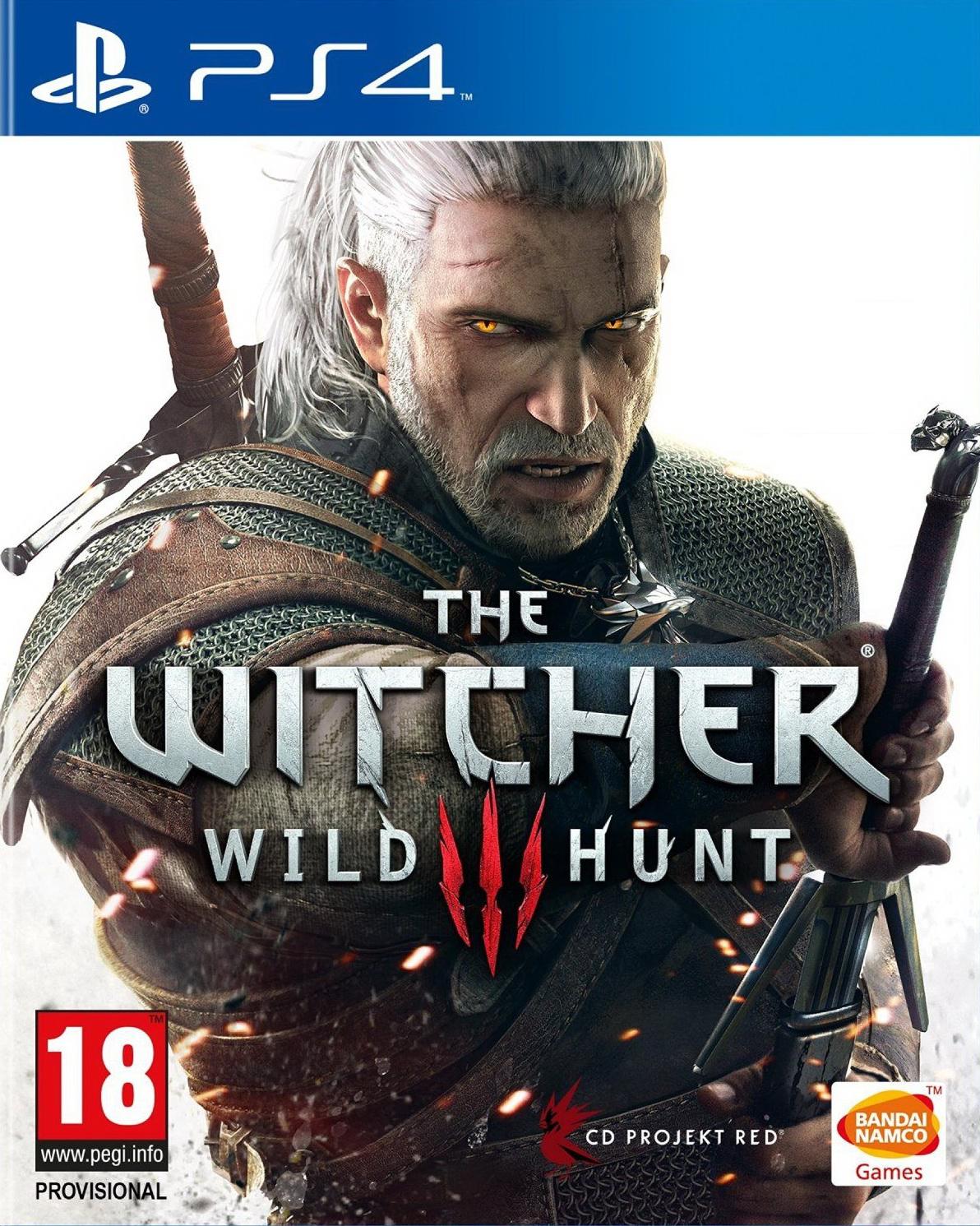 The Witcher 3 Wild Hunt sur PS4