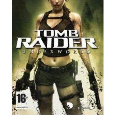 Sélection de guides de jeux-vidéo en promo -  Ex : Tomb Raider Underworld
