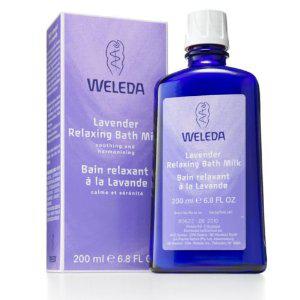 [Panier plus] Bain relaxant à la lavande Weleda - 200ml