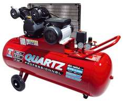 compresseur Quartz Professional 150L -  3CV 9bar 270L/min