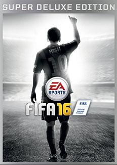 Précommande: Jeu Fifa 16 Super Deluxe Edition sur PC (Dématérialisé)