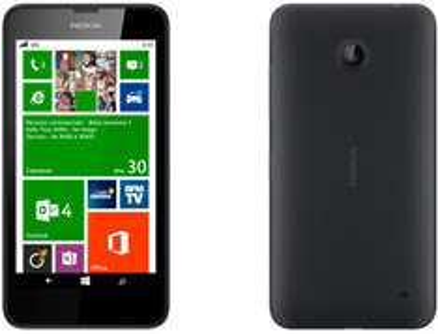 "Smartphone 4.5"" Microsoft Lumia 635 + 25€ d'applications offertes (via ODR de 50€)"