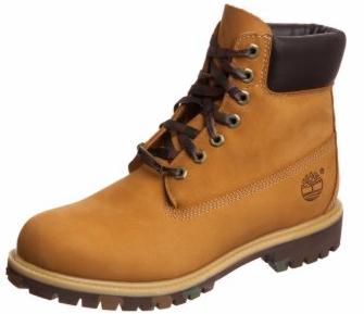 Jusqu'à 70% de réduction sur les Chaussures Timberland - Ex: Bottines à lacets - Camel