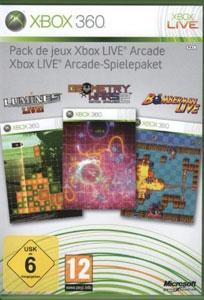 Pack de jeux Xbox Live Arcade