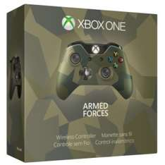 Manette Xbox One edition collector camouflage