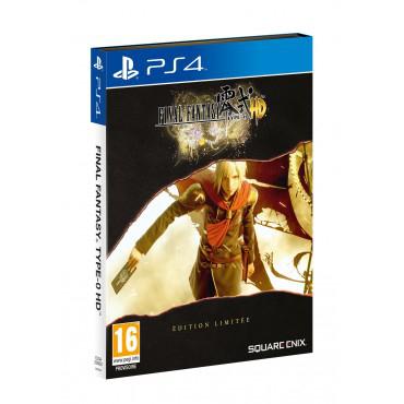 Final Fantasy Type-0 HD - Edition Limitée (Exclusivité Micromania) sur PS4