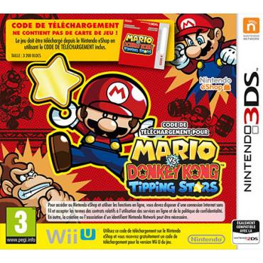 Mario VS Donkey Kong - Tipping Stars sur 3DS / WiiU