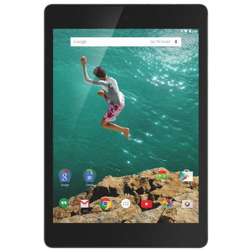 "Tablette 8.9"" Nexus 9 Blanche - 16 Go et 32 Go"