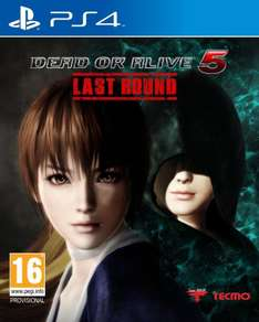 Dead Or Alive 5 : Last Round sur PS4