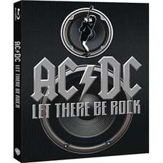 Blu-Ray AC/DC Let There Be Rock