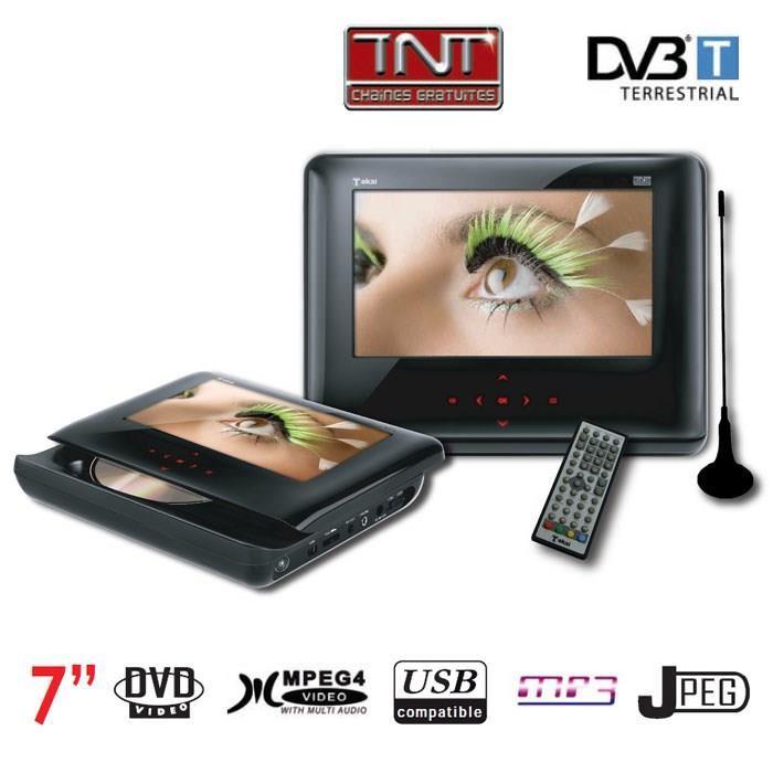 Lecteur DVD portable Tokai LDP-248