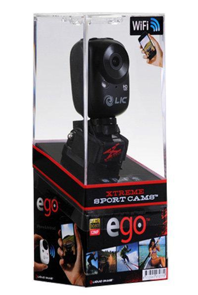 Caméra Liquid Image Wifi EGO 727 Full HD Capteur CMOS 12 Mpx