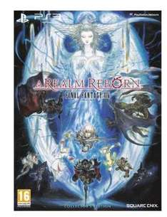 Final Fantasy 14 A Realm Reborn Edition Collector PS3