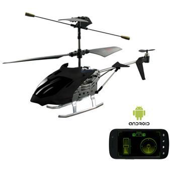 BeeWi Hélicoptère Bluetooth BBZ301 pour Smartphones & Tablettes Android - Noir