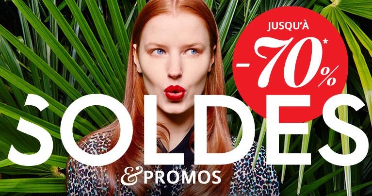 20% de réduction supplémentaire dès 25€ d'achats sur les Soldes + Livraison gratuite sans minimum