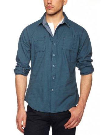 Levi's® - Chemise Homme - Bleu (Petrol Blue)