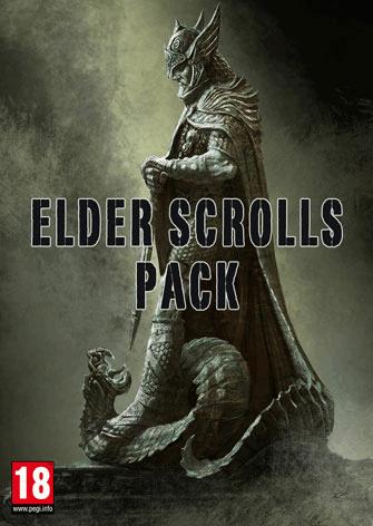 Skyrim + Hearthfire + Dawnguard + Oblivion GOTY + Morrowind GOTY [Steam]