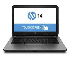 """PC Portable Tactile 14""""  HP 14-r020nf (Intel Core i5, 4Go RAM, HDD 500 Go, GeForce 820M 2 Go)"""