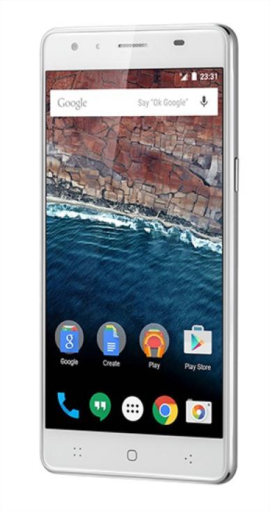 "Smartphone 5.5"" Zeaplus M7 16 Go - Blanc ou noir"