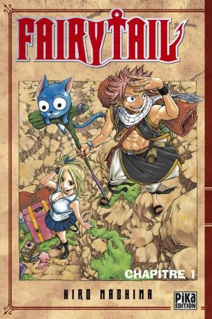 Fairy Tail Tome 1 - Gratuit en édition numérique