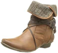 Boots fille Mustang (Taille 31 à 37)