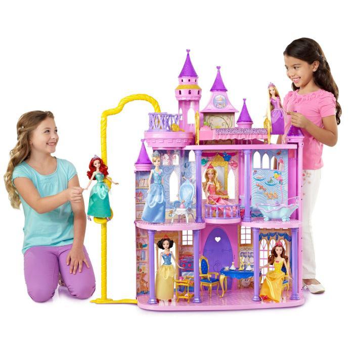 Château de rêve Disney Princesses
