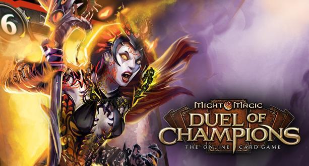 Pack de carte Might and Magic: Duel of Champions - Série Héritage