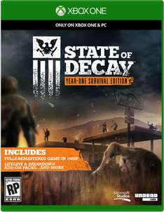State of Decay : Year One Survival Edition sur Xbox One